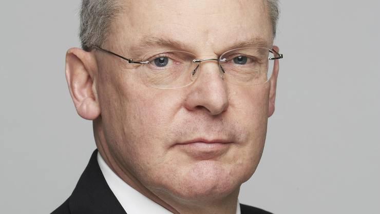 Chris Linder, FDP-Kandidat für die UitikerExekutive und für das Gemeindpräsidium