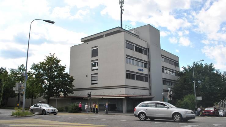 In dieses Gebäude wird die International School noch dieses Schuljahr ziehen.
