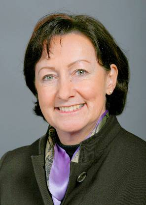 Behaupte noch jemand, in der SVP würden Frauen nicht gefördert: Als Ratsneuling durfte Flückiger-Bäni 2007 gleich in die wichtige Wirtschaftskommission. Dort bemüht sie sich darum, möglichst viel SVP-Gedankengut in die Wirtschaftspolitik einzubringen.
