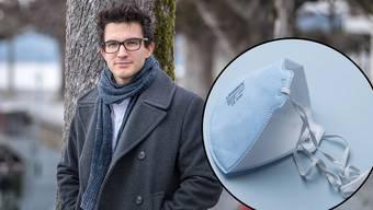 Philip Kaelin behauptet, er verfuegt in China über 2 Millionen Atemschutzmasken, welche er versucht nach Europa zu transportieren.