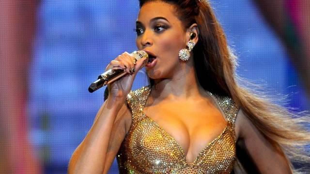 Auch sie tanzte schon für den Gaddafi-Clan: Sängerin Beyoncé (Archiv)