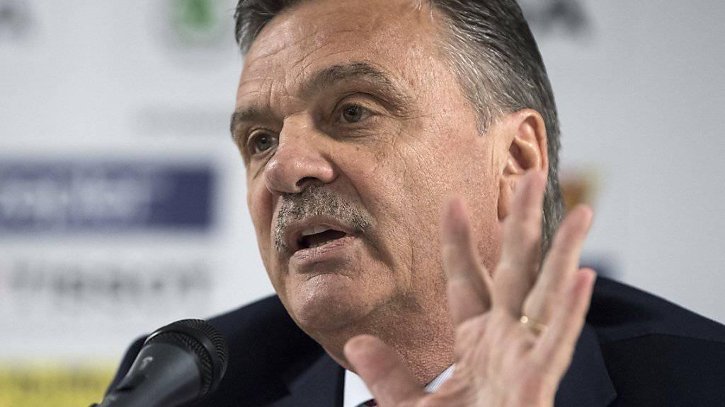 IIHF-Präsident René Fasel hätte an den Olympischen Spielen 2018 gerne alle NHL-Stars an Bord.