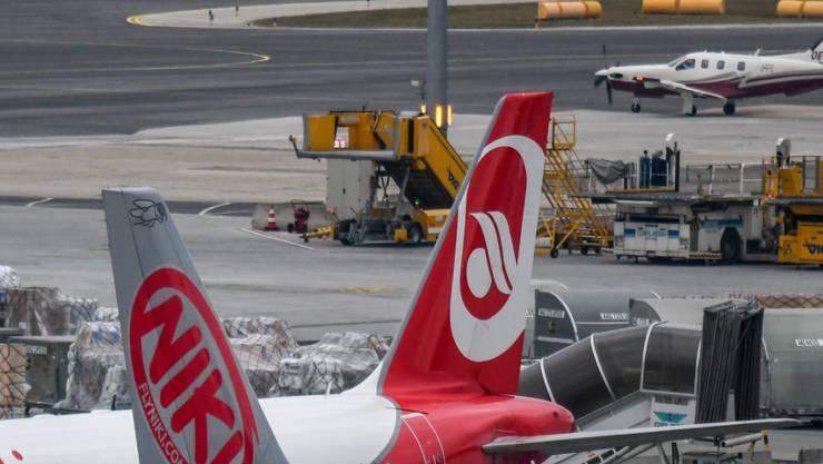 Bei der österreichischen Airline Niki können die Bieter erneut ihre Angebote einreichen: Grund ist ein zweites Hauptinsolvenzverfahren in Österreich. (Archiv)