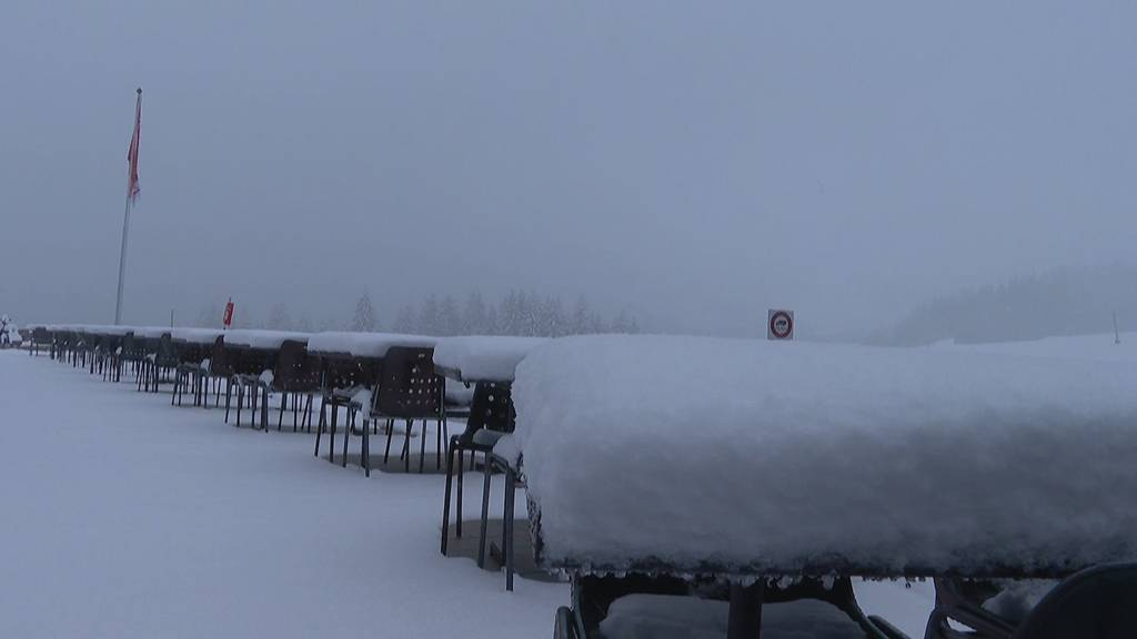 Winter-Comeback: Der Mai bringt nochmals Schnee