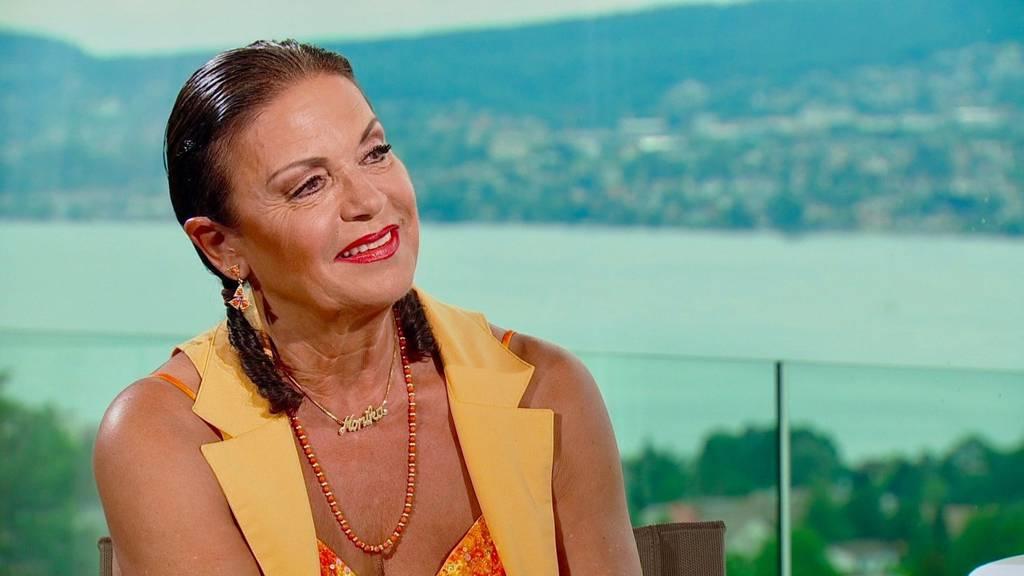 Entertainerin Monika Kaelin