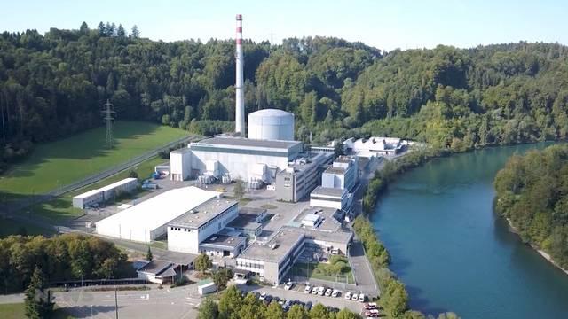 AKW Mühleberg steht vor letztem Betriebsjahr