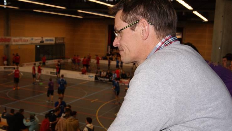 Gründer Hugo Galli ist stolz auf das Wachstum des Turniers.