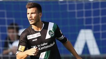 Kommt er zum FC Aarau? Der Freiämter Goran Karanovic