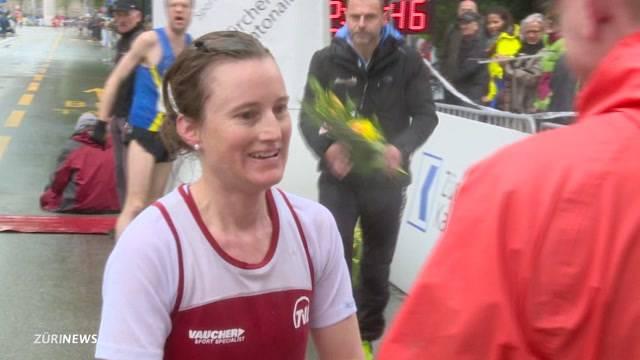 Gewinner vom Zürich Marathon