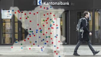 Entwicklung der Bankenfilialen