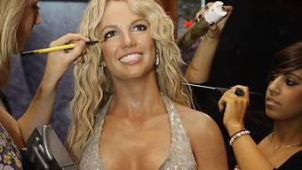 Spears als Wachsfigur in London (Archiv)