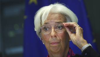 Christine Lagarde stand gestern in Brüssel Red und Antwort.