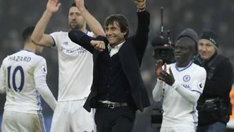 Antonio Conte und Chelsea, das scheint zu passen
