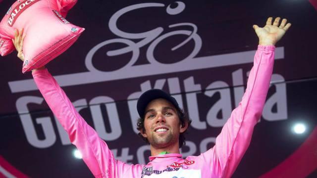 Tagessieg und weiterhin Leader am Giro: Michael Matthews
