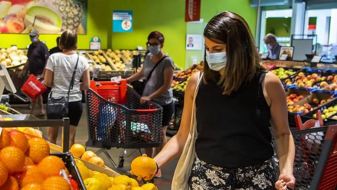 St. Gallen hat sich gegen eine Maskenpflicht in Läden entschieden.
