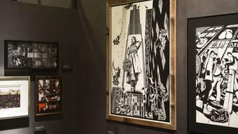 Die Scherenschnittausstellung im Museum.BL will frischen Wind in das traditionelle Kunsthandwerk bringen.
