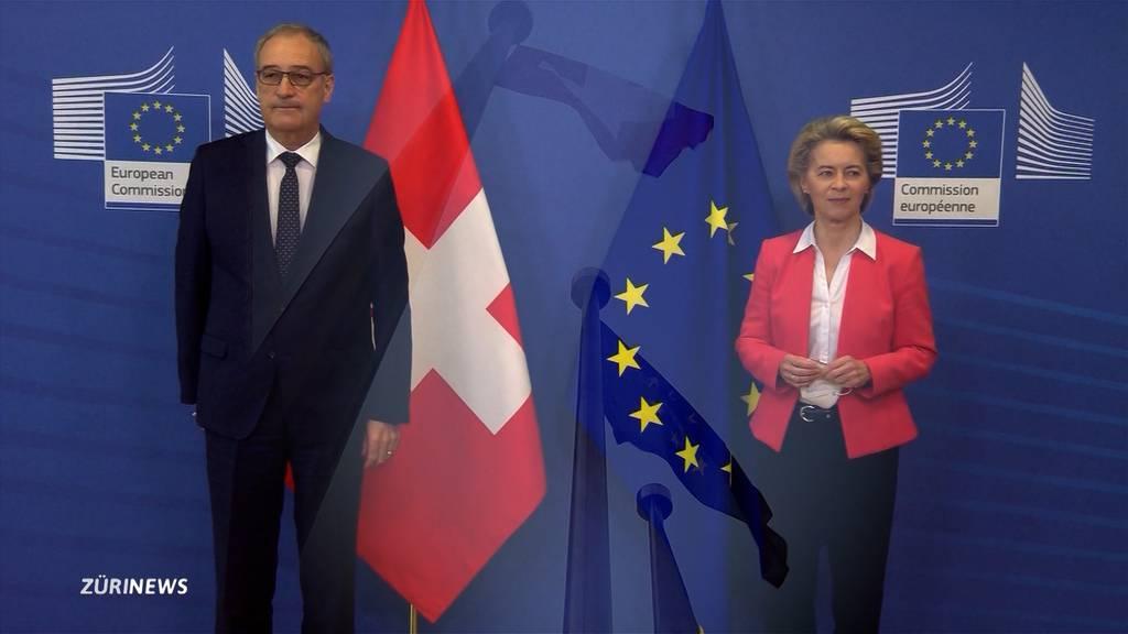 EU-Rahmenabkommen beerdigt: Wie weiter?