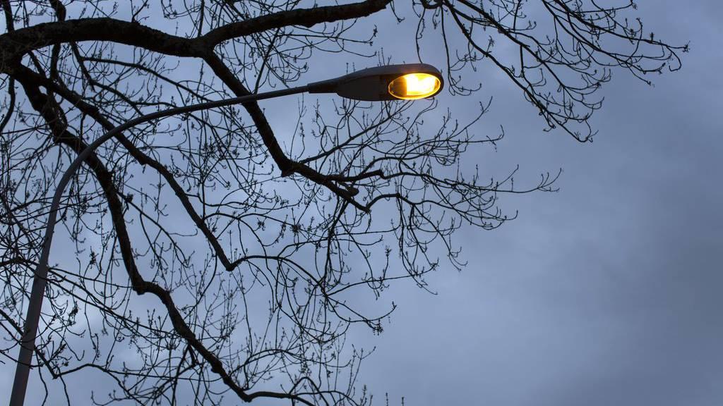 Defekt: Lampen leuchten, obwohl es hell ist