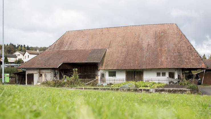 Die Hochstudscheune an der Scheidgasse 24 in Kölliken soll abgerissen werden.