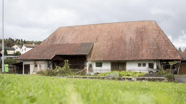Ursprünglich hätte die Hochstudscheune an der Scheidgasse 24 in Kölliken abgerissen werden sollen.