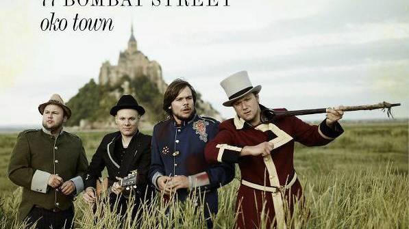 «Oko Town» die Fantasiewelt und das neue Album von 77 Bombay Street