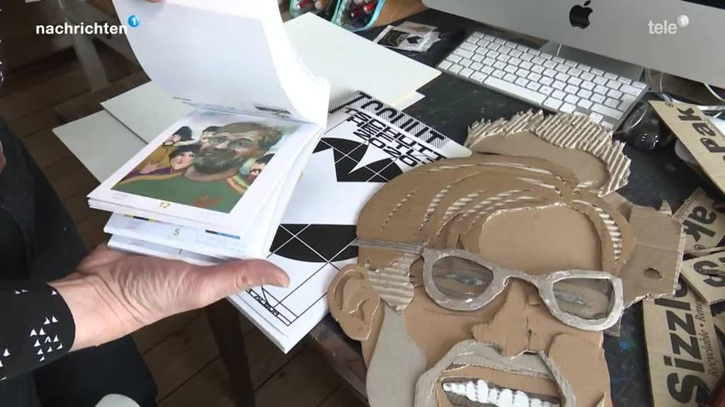Luzerner Künstlerin zeichnete für neues «Tschuttiheftli»