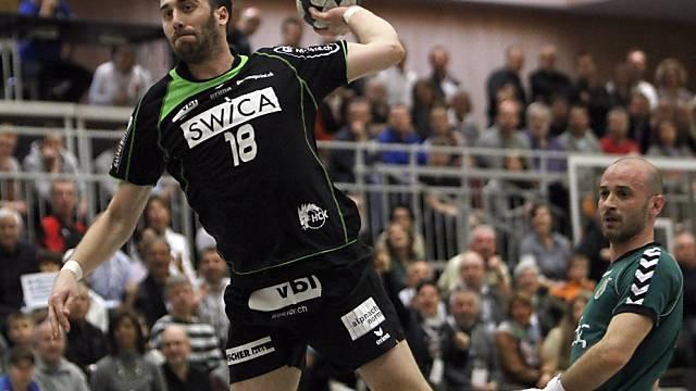 Boris Stankovic sechsfacher Torschütze für Kriens-Luzern.