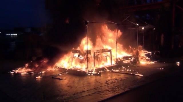 Brandgefährliche IKEA-Häuser (18.12.2015)