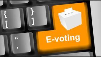 Die Bevölkerung ist laut einer Studie mehrheitlich für die elektronische Stimmabgabe.