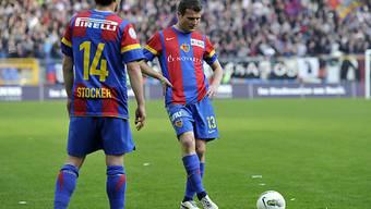 Ein Assist und zwei Tore - die Ausbeute von Alex Frei gegen Luzern