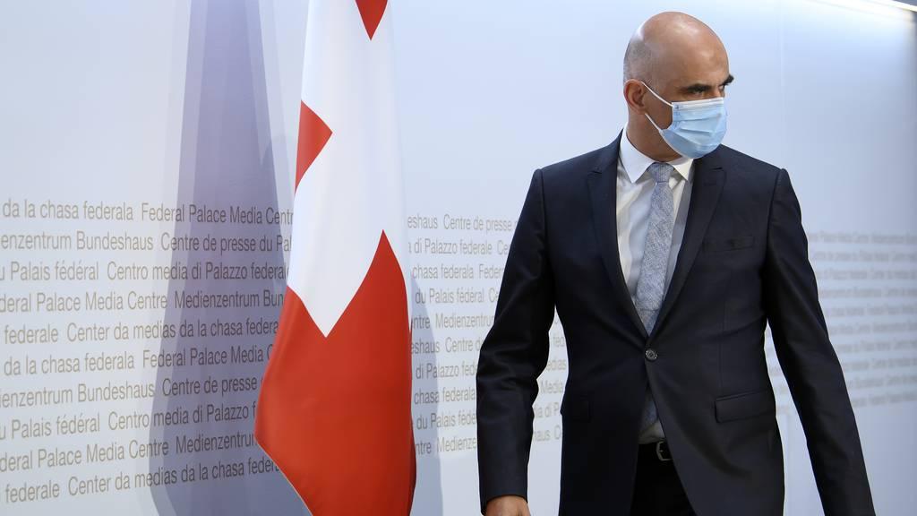 Polizei will Bundesräte mehr schützen - Drohungen gibt es auch aus der Zentralschweiz