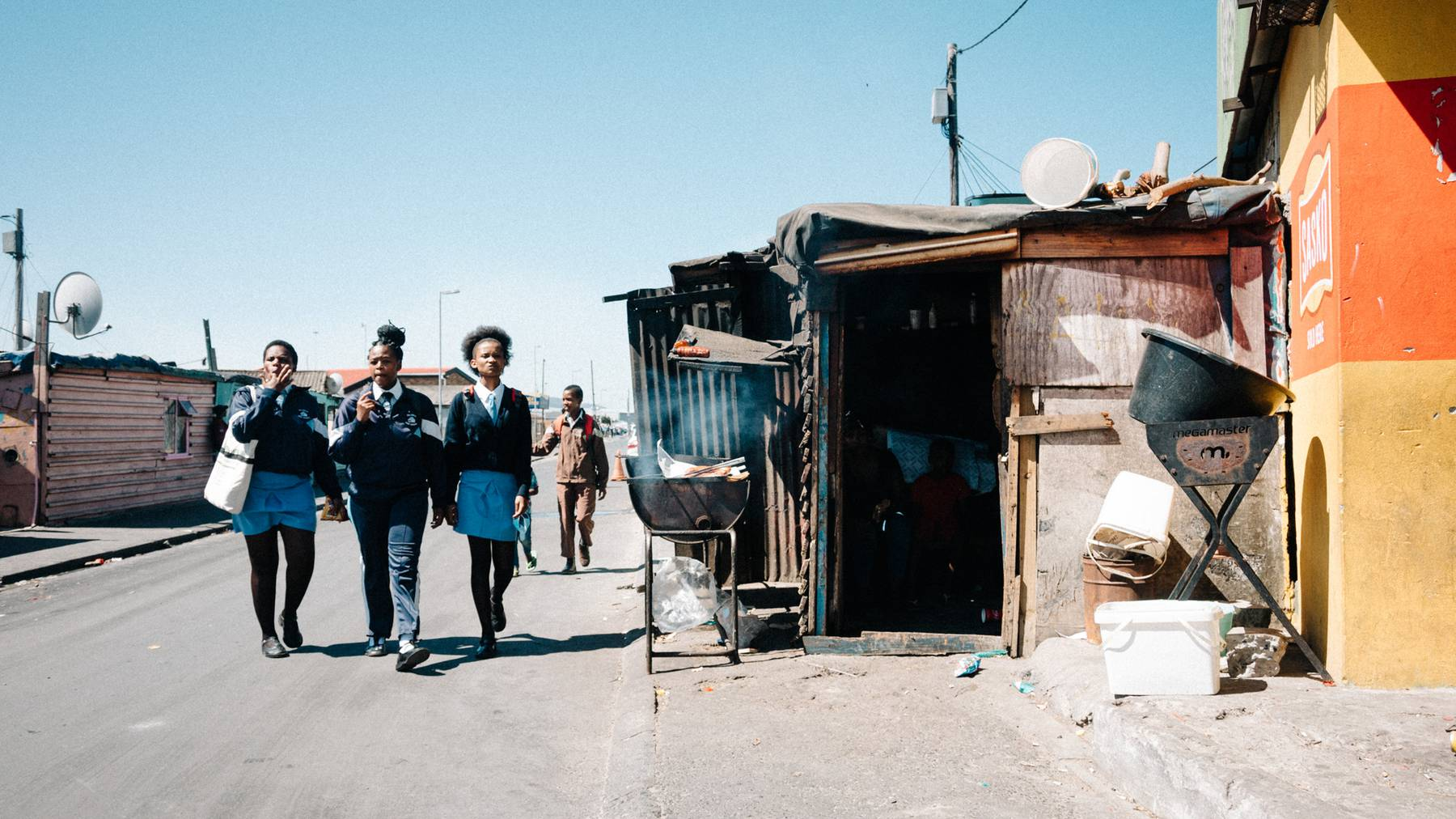Viva Con Agua in Südafrika