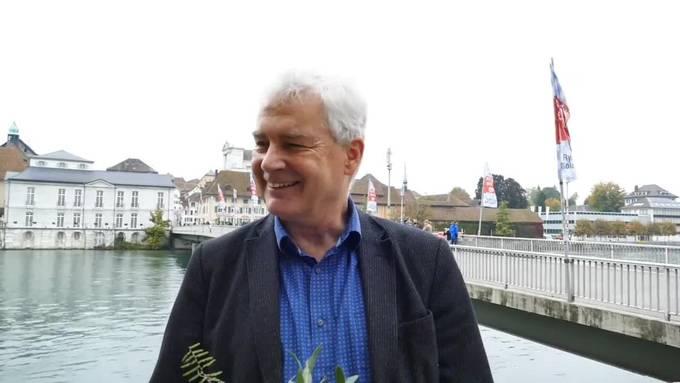 Felix Wettstein der Grünen wurde in den Nationalrat gewählt. Seine Kandidatur für den Ständerat hat er zurück gezogen.