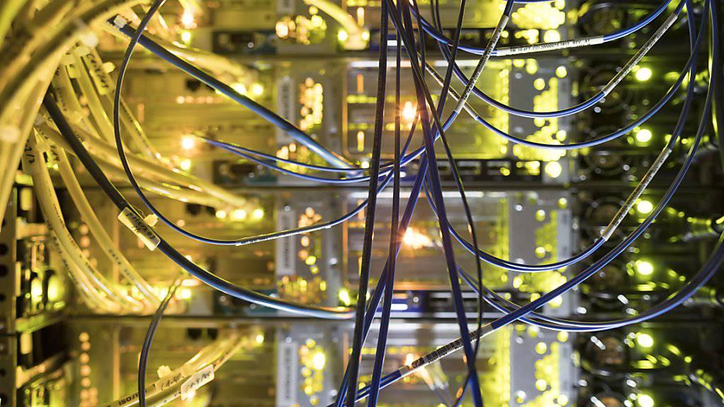 Eine neuer Test soll kleineren und mittleren Unternehmen aufzeigen, wie gut ihre IT-Systeme vor Cyberattacken geschützt sind. (Symbolbild)