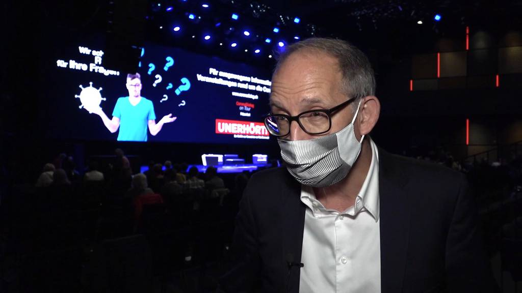 «Unerhört»: Filmpremiere für Brennwalds Dokfilm zur Coronakrise