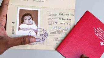Kinderhandel und Baby-Farmen - die Schweizer Behörden stellten sich blind: Knapp 900 Babys und Kleinkinder aus Sri Lanka wurden zwischen 1973 und 1997 offenbar zumeist illegal in die Schweiz adoptiert.