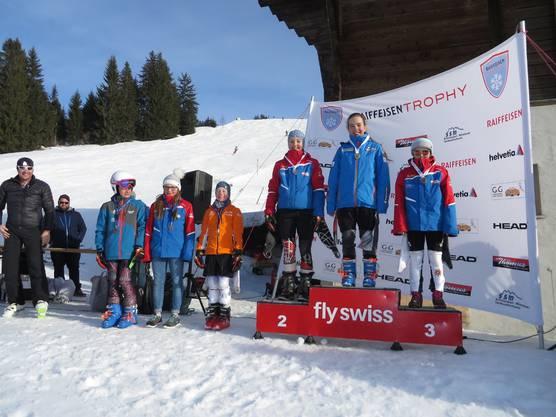 Podest Skirennen 2019