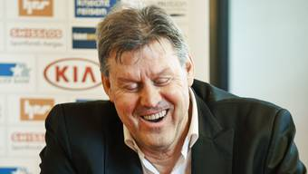 Nach 13 Jahren als FCA-Vizepräsident tritt Roger Geissberger am 26. Mai 2020 gemeinsam mit Präsident Alfred Schmid ab
