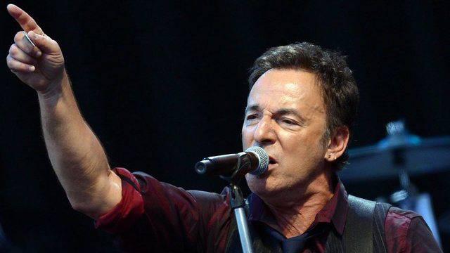 Er soll die neue Amerikanische Nationalhymne komponieren: Bruce Springsteen (Archiv)
