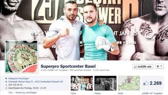 Shemsi Beqiris neuer Auftritt auf Facebook. Carlos ist verschwunden.