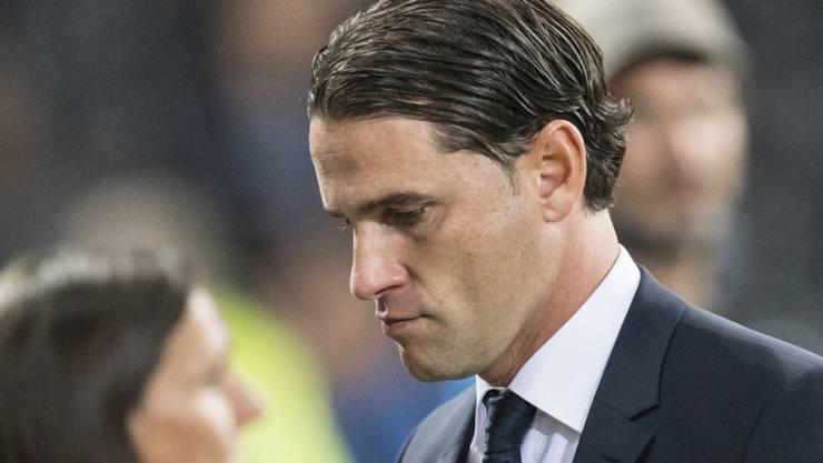 Kein Trainer der Super League ist in so sicherer Position wie Gerardo Seoane von den Young Boys