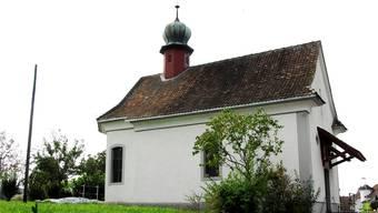 Die Kapelle in Full wird mit einem Kostenaufwand von einer halben Million Franken instand gestellt. AZ-Archiv/PKR