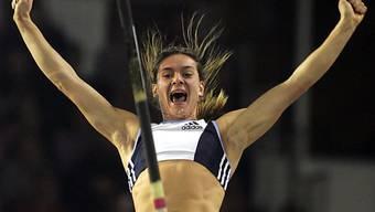 Jelena Isinbajewa musste lange auf ihren 28. Weltrekord warten