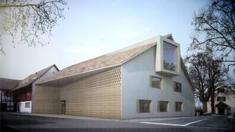 Die Gemeinde Unterengstringen bewilligte einen Kredit über 780000 Franken für die Planung des Thilla-Theus-Gemeindehauses. (zvg)