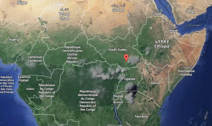 Hauptstadt Des Südsudan