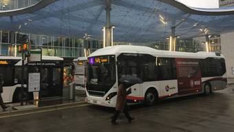 Gemäss Kundenzufriedenheitsbefragung seien die BBA-Fahrgäste punkto Bushaltestelleninfrastruktur im Vergleich zum Kantonsdurchschnitt «überdurchschnittlich zufrieden». (Symbolbild)