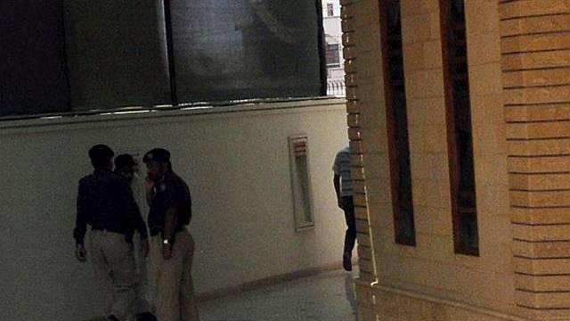 Attentatsziel: Moschee in Pakistan