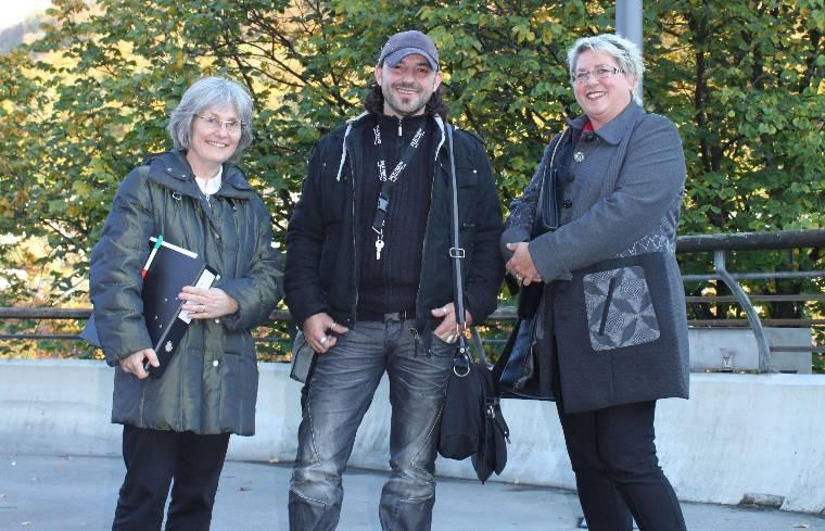 Gassenarbeiter in Baden nimmt Stellung zum Container für Randständige