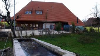 Ort der Razzia vor dreieinhalb Jahren: Das Zentrum der esoterischen Kirschblütengemeinschaft in Lüsslingen. (Archiv)