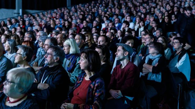 Solothurner Filmtage 2020 – Blick ins Landhaus.